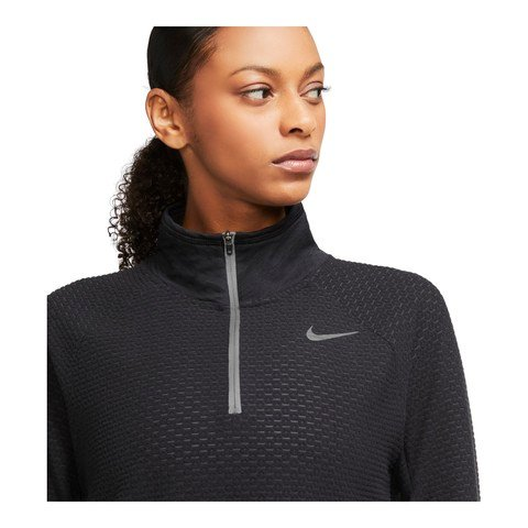 Nike Sphere 1/2-Zip Long-Sleeve Running Top Kadın Tişört