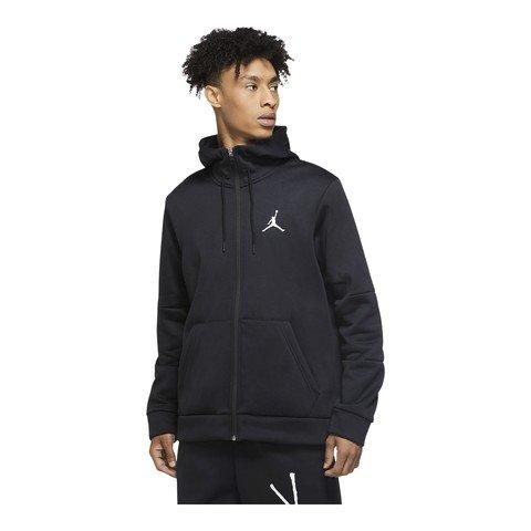 Nike Jordan Air Therma Training Fleece Full-Zip Hoodie Erkek Sweatshirt
