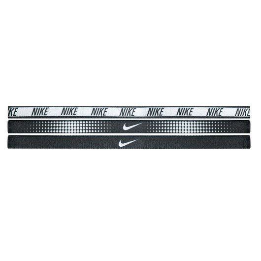 Nike Printed Assorted 3 Pack Unisex Saç Bandı