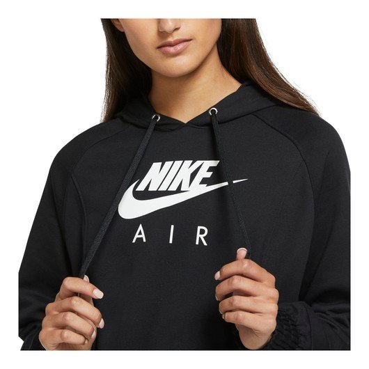 Nike Sportswear Air Fleece Hoodie Kadın Sweatshirt