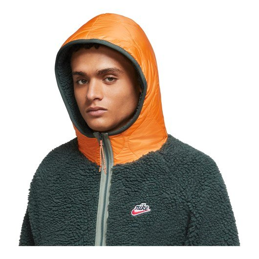 Nike Sportswear Heritage Winter Full-Zip Hoodie Erkek Ceket