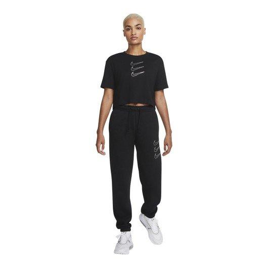Nike Sportswear Swoosh Crop Kadın Tişört