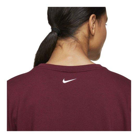 Nike Dri-Fit Get Fit Swoosh Training Crew Kadın Sweatshirt