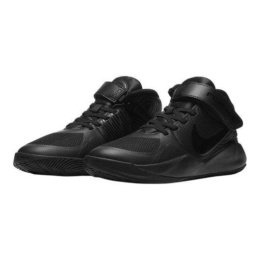 Nike Team Hustle D 9 FlyEase (GS) Spor Ayakkabı