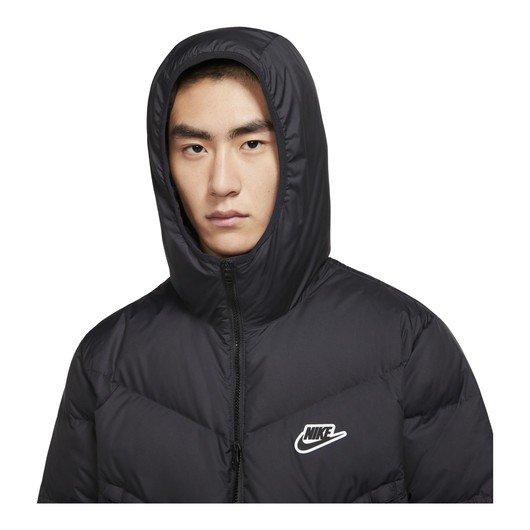 Nike Sportswear Down-Fill Windrunner Shield Full-Zip Hoodie Erkek Parka