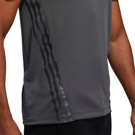 adidas AEROREADY 3-Stripes Training Short-Sleeve Erkek Tişört