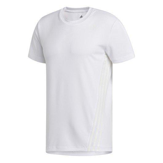 adidas AEROREADY 3-Stripes Training Short-Sleeve Erkek Tişört