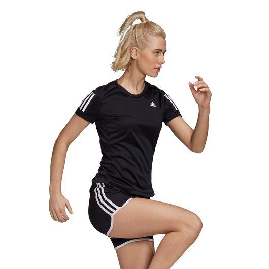 adidas Own the Run Short-Sleeve Kadın Tişört