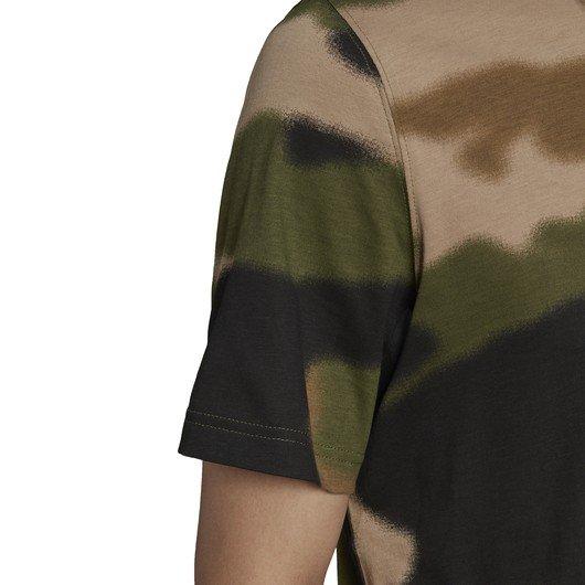 adidas Camo Tongue Label Short-Sleeve Erkek Tişört