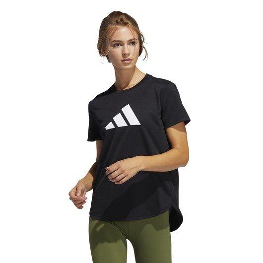 adidas 3 Bar Logo Short-Sleeve Kadın Tişört