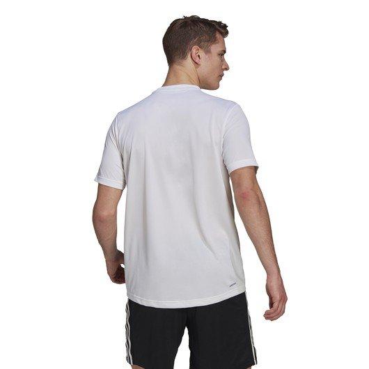 adidas AEROREADY Designed To Move Sport Short-Sleeve Erkek Tişört