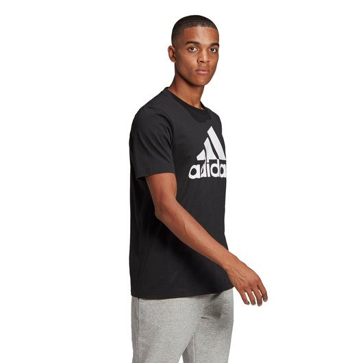 adidas Essentials Big Logo Short-Sleeve Erkek Tişört
