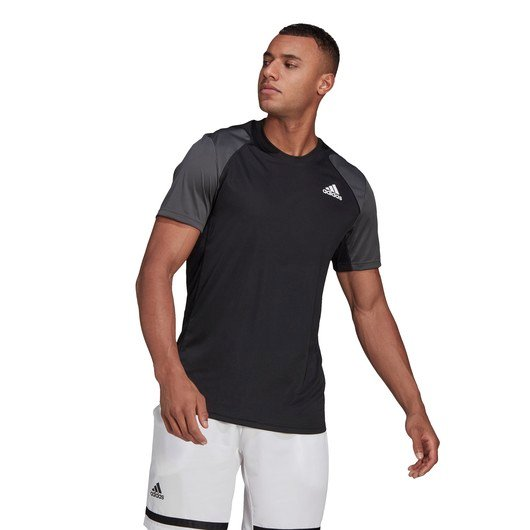adidas Club Tennis Short-Sleeve Erkek Tişört
