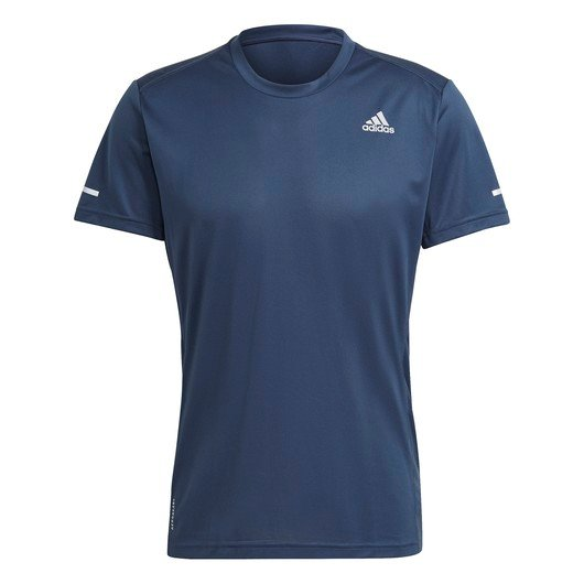 adidas Run It Short-Sleeve Erkek Tişört