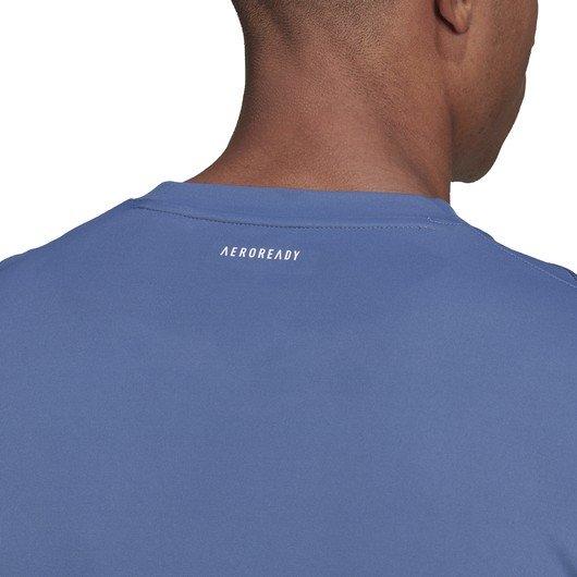 adidas Club Tennis 3-Stripes Short-Sleeve Erkek Tişört