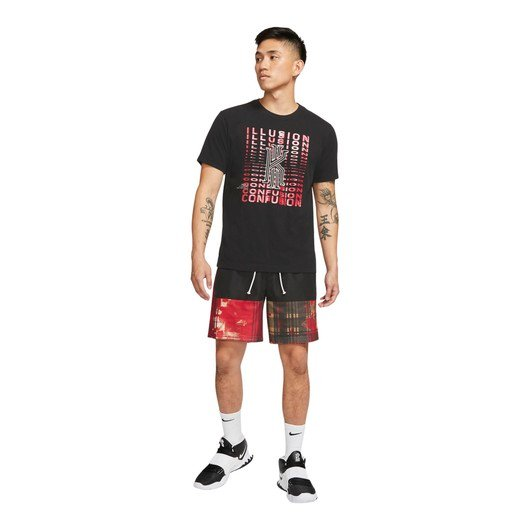 Nike Kyrie Basketball Printed Erkek Şort