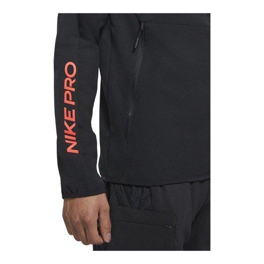 Nike Pro 1/4-Zip Hoodie Erkek Sweatshirt