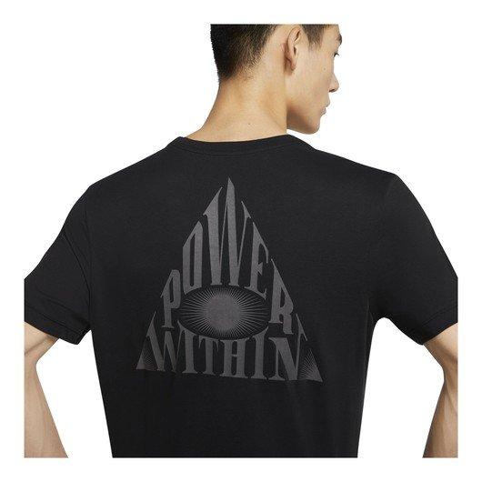 Nike Dri-Fit Kyrie Logo Basketball Short-Sleeve Erkek Tişört