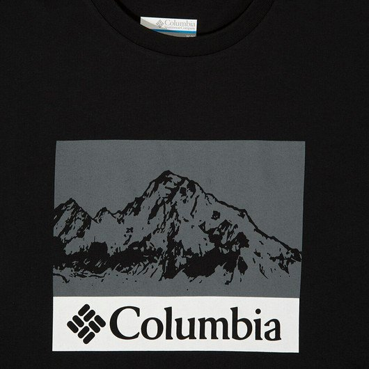 Columbia Hart Mountain Graphic Short Sleeve Erkek Tişört