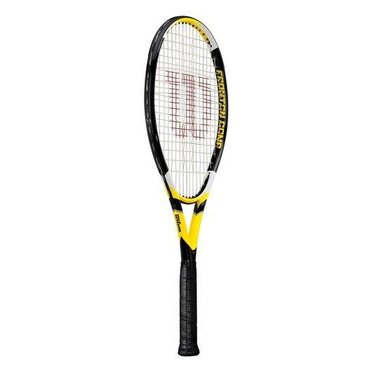 Wilson (WRT319200 l1) Fronton Comp Unisex Tenis Raketi