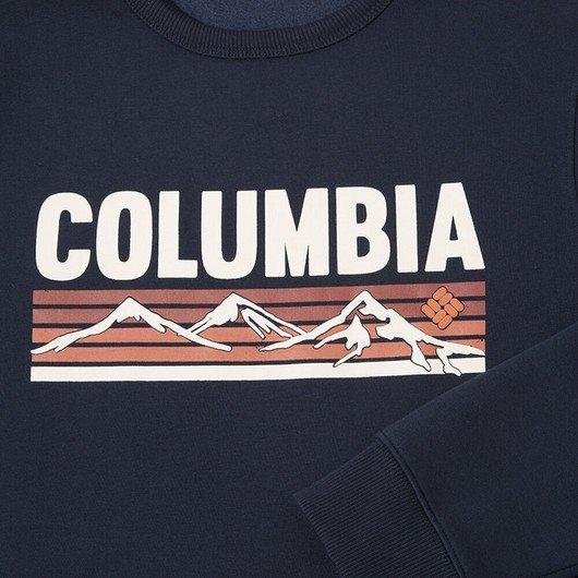 Columbia Intl Elevated Outlook Erkek Sweatshirt