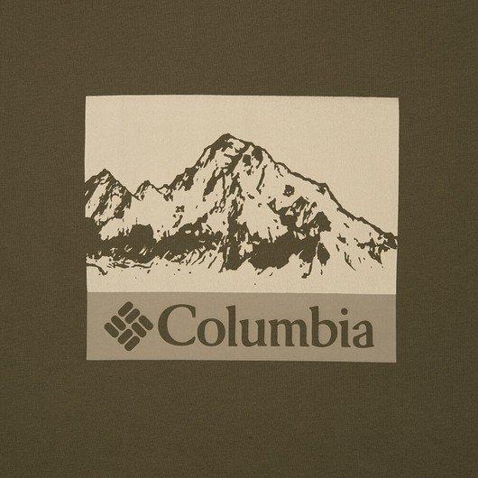 Columbia Hart Mountain Graphic Short Sleeve Erkek Tişört