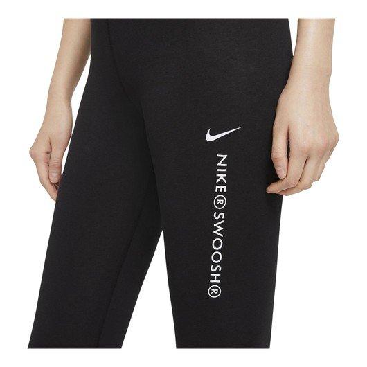Nike Sportswear Swoosh High-Rise Leggings Kadın Tayt