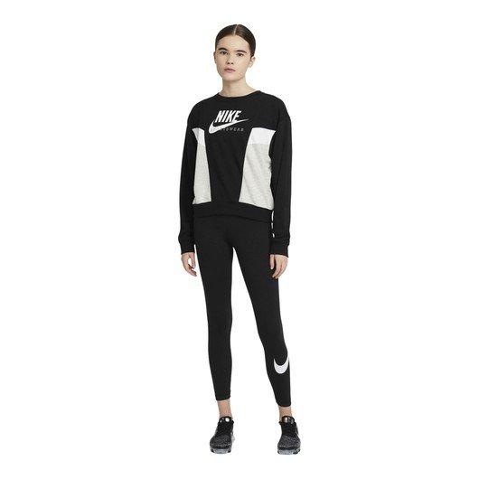 Nike Sportswear Essential Mid-Rise Swoosh Legging Kadın Tayt
