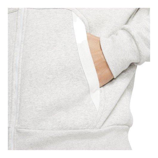 Nike Air Sportswear Fleece Full-Zip Hoodie Erkek Sweatshirt