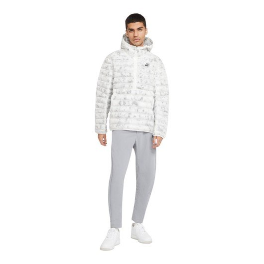 Nike Sportswear Marble Insulation Half-Zip Hoodie Erkek Ceket