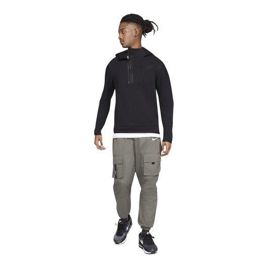 Nike Sportswear Tech Fleece 1/2-Zip Hoodie Erkek Sweatshirt