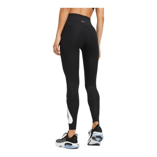 Nike Swoosh 7/8 Running Leggings Kadın Tayt