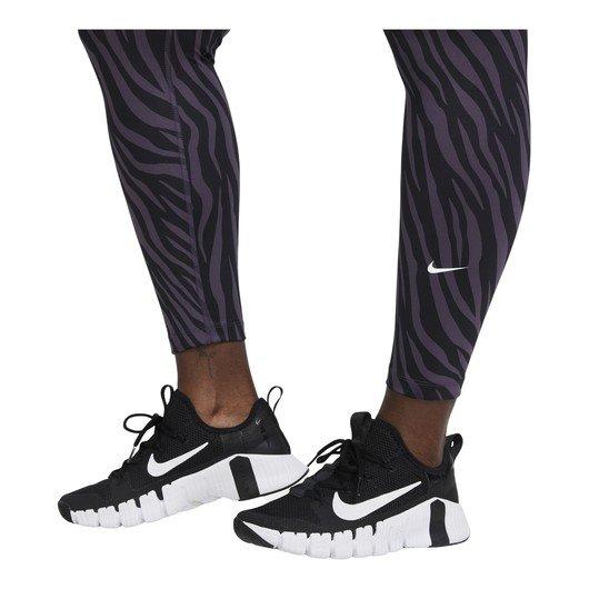 Nike One Icon Clash 7/8 Printed Leggings Kadın Tayt