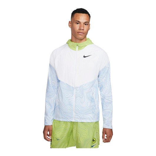 Nike Therma Essential Running Full-Zip Hoodie Erkek Ceket