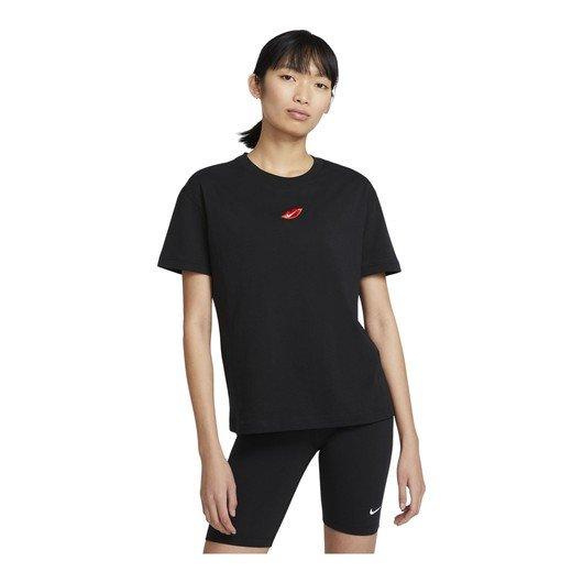 Nike Sportswear Boyfriend Love Short-Sleeve Kadın Tişört