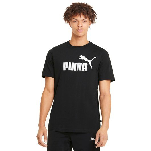 Puma Essentials Logo Short-Sleeve Erkek Tişört