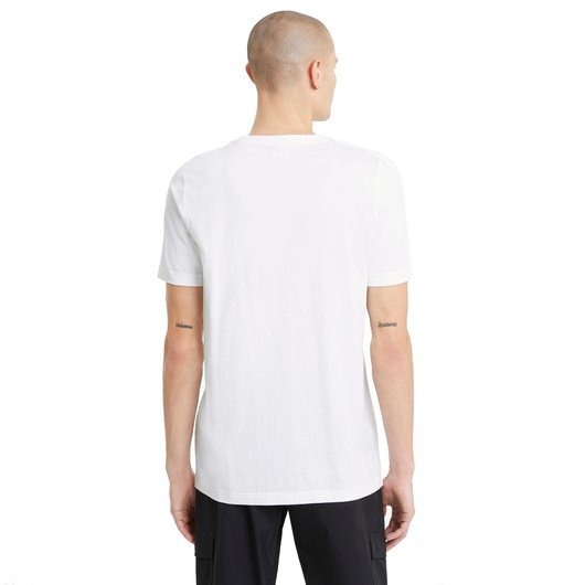 Puma Classics Logo SS21 Short-Sleeve Erkek Tişört