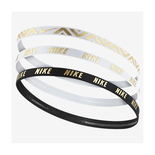 Nike Metallic Hairbands 3 Pack Unisex Saç Bandı
