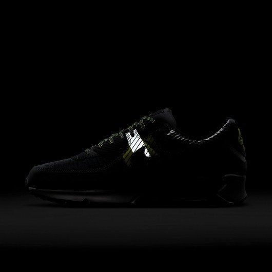 Nike Air Max 90 3M Erkek Spor Ayakkabı