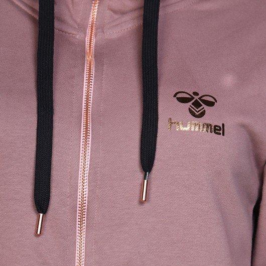 Hummel Birigida Full-Zip Hoodie Kapüşonlu Kadın Ceket