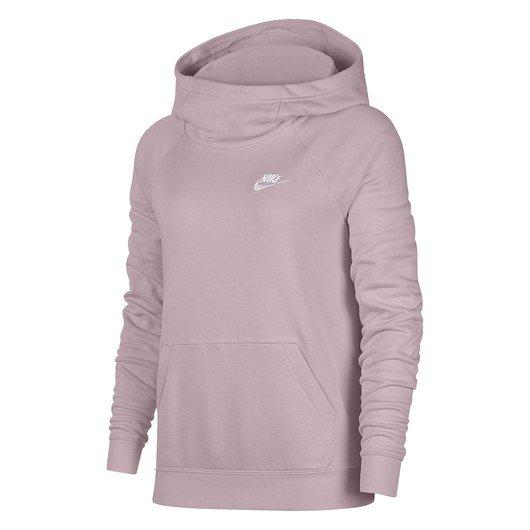 Nike Sportswear Essential Funnel-Neck Fleece Hoodie Kadın Sweatshirt