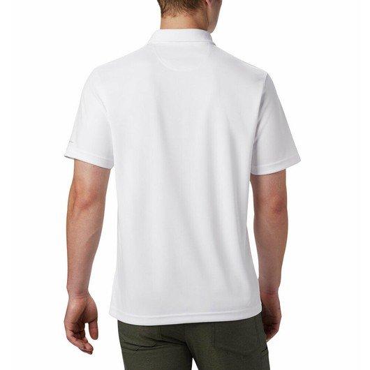 Columbia Mist Trail Short Sleeve Polo Erkek Tişört