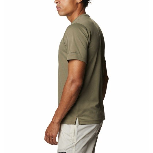 Columbia Utilizer Crew Short-Sleeve Erkek Tişört