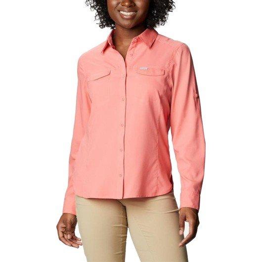 Columbia Silver Ridge™ Lite  Long-Sleeve Kadın Gömlek