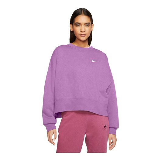 Nike Sportswear Essentials Fleece Crew Kadın Sweatshirt