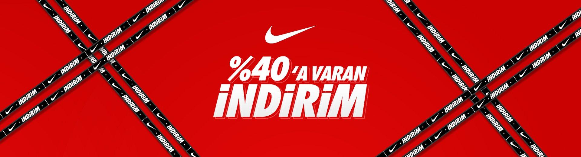 Nike Sezon Sonu İndirimi
